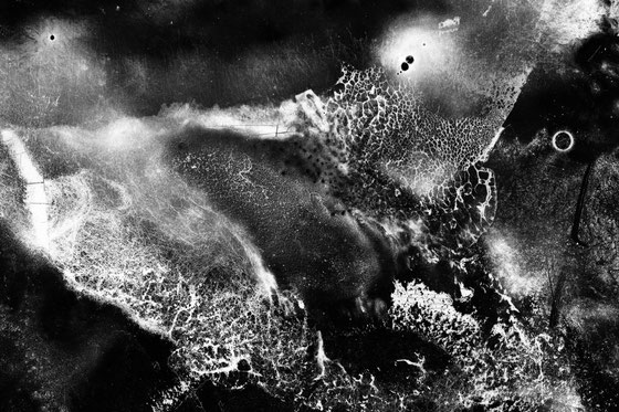"""Epsylon Lyrae"" (from the series ""dedicated to C.W.""), c-print, 110x160 cm, 2017"