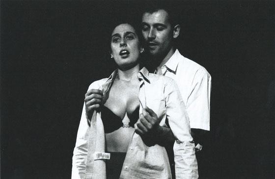 A la foto, Clara Segura i Armand Villen.