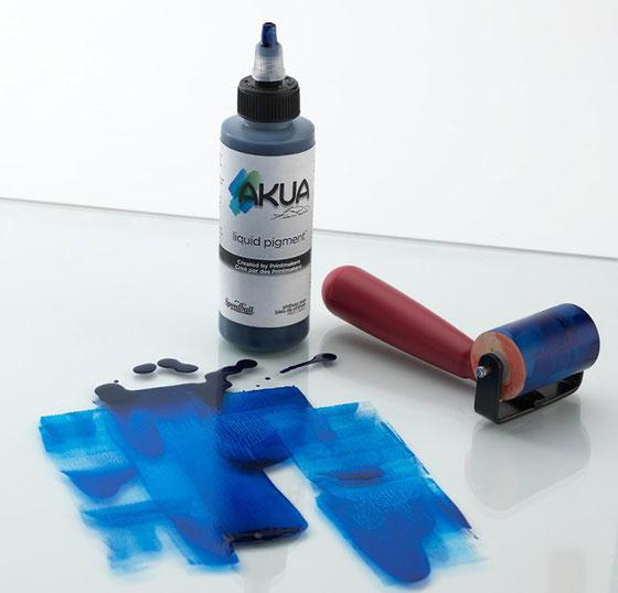 AKUA Kolor Liquid Pigment Monotypie