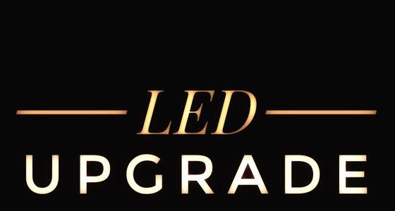 q3 8u led upgrade. Black Bedroom Furniture Sets. Home Design Ideas