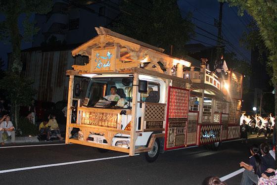 平成24年8月11日 菜園場演舞場