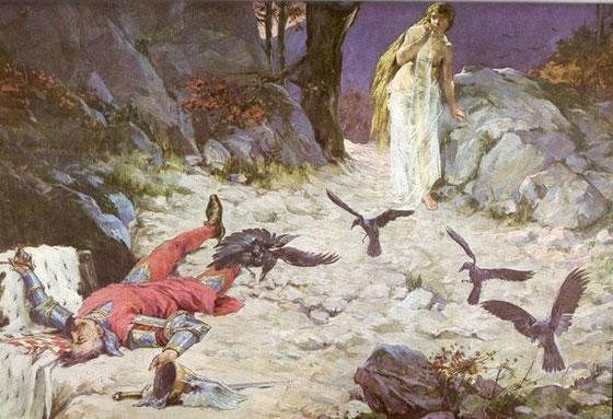 Kraljeva pogibija