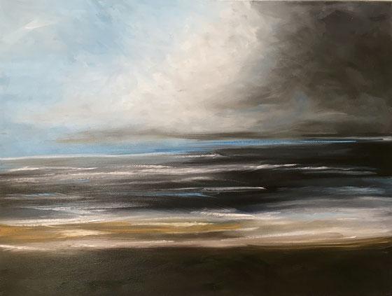 Oil on Canvas  80 x 60 cm