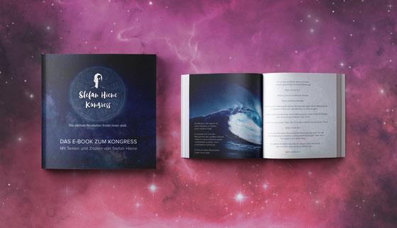 Cover und Innenseiten E-Book Stefan Hiene Kongress