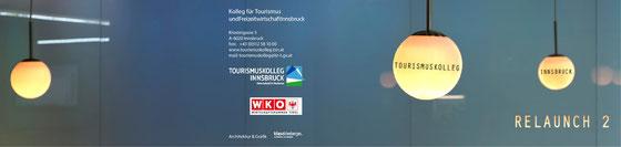 relaunchII tourismuskolleg innsbruck(text&design außenseite für klaszkleeberger)