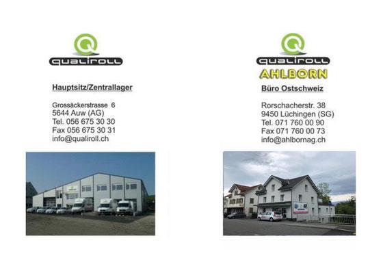 Ahlborn AG  Qualiroll GmbH
