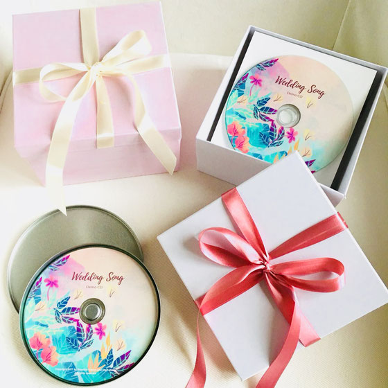 Wedding Song Geschenkboxen