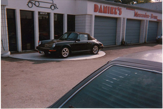 1988 PORSCHE 911 TRIPLE BLACK CAB --- MY BEST OUT OF 58 PORSCHES I OWNED  ! ! !