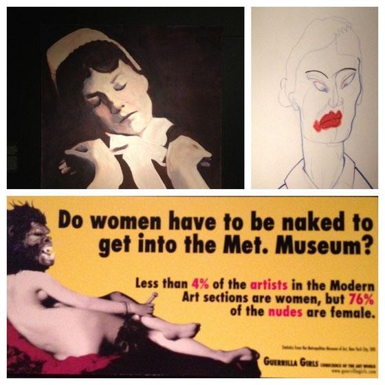 Nervous Women - Museum Dr. Guislain