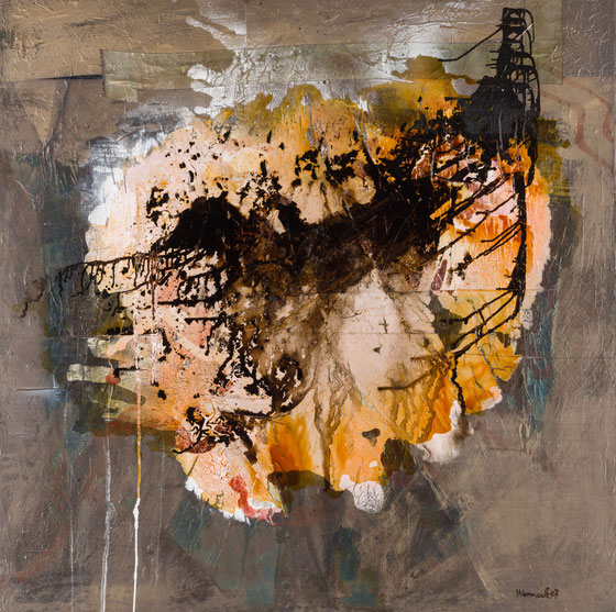Genesis, 2007 (140 x 140 cm)