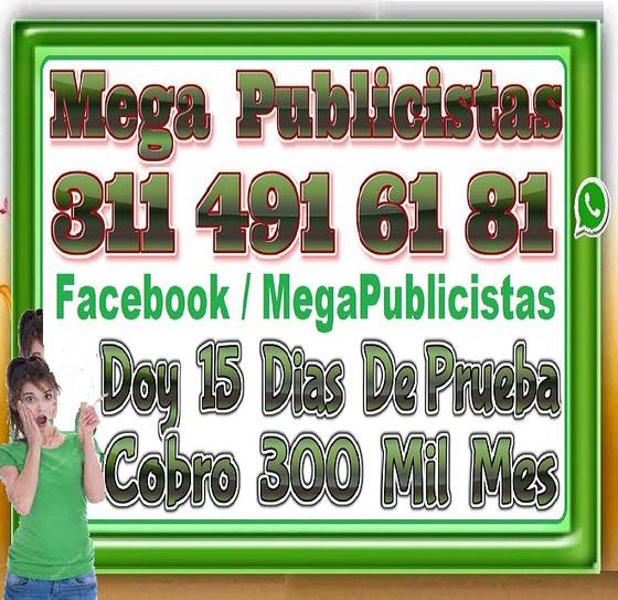 AGENCIA DE PUBLICIDAD, PYP. PAGINA Y PUBLICIDAD COLOMBIA. WILLIAM GUERRERO GOMEZ