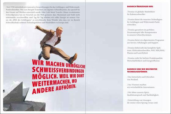 Innendoppelseite Imagetext Schweißtechnik