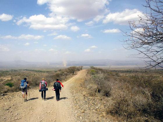Long week-end du 14-15-16 octobre : ascension du Ketumbeine, randonnée itinérante