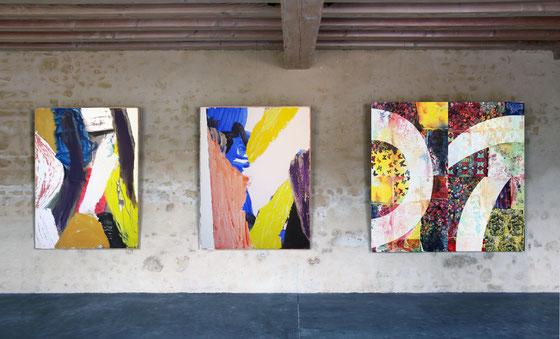 Forces des formats de peinture de Riffis et Valera en discussions dynamiques à Livran