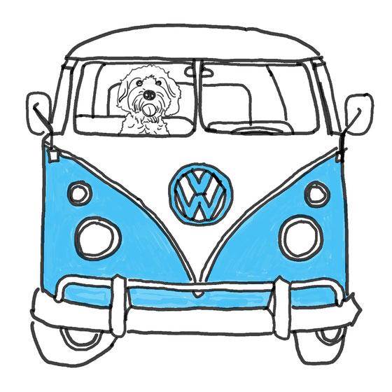 My Office Dog 2021 Probetag. Unsere Reise zum Kollege Hund Tag am 24. Juni 2021 ist fast am Ziel. In 4 Tagen feiern wir mit deinem Bürohund.