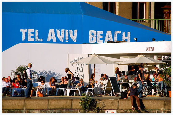 """Rolf Schimmermann"" Tel-Aviv-Beach-Day/January 2014"