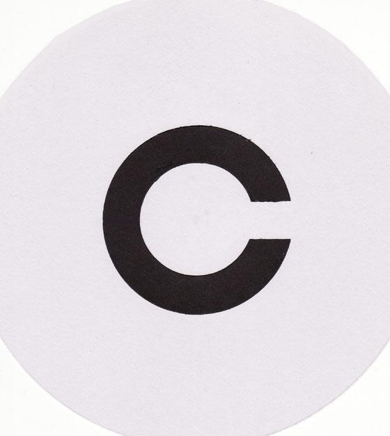 0.1ランドルト環(直径7.5cm)