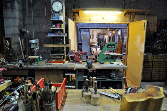 Bildhauer-Werkstatt Wolf - Kinetische Objekte