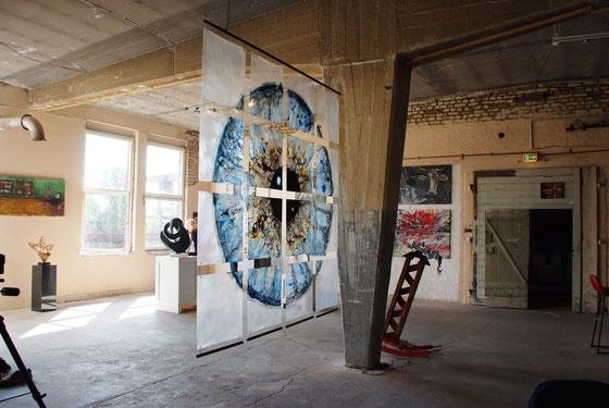Veranstaltungshalle PHRIX-Künstlergemeinschaft