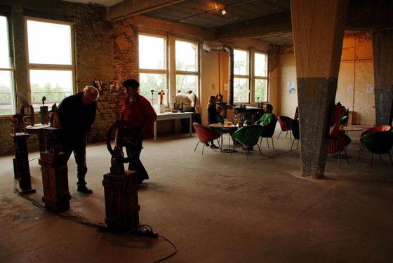 Kai Wolf: Ausstellung in der PHRIX-Künstlergemeinschaft