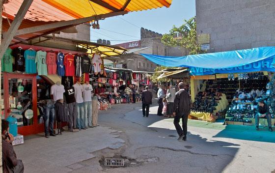 Auf dem Basar in Kayseri