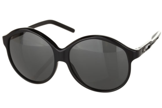 Occhiali da sole donna Dolce & Gabbana Modello: 3014 Colore: 501/87 nero. Colore lenti: grigio. Calibro 60-14. Forma: squadrato. Materiale: plastica. Protezione UV 100%