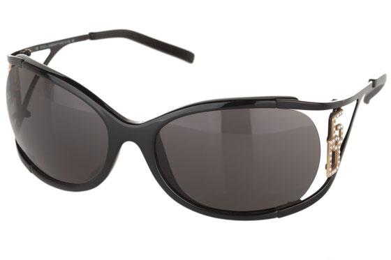 Occhiali da sole donna Dolce & Gabbana Modello: 816S Colore: 0B5 nero. Colore lenti: grigio. Calibro 62-17. Materiale: plastica. Protezione UV 100%