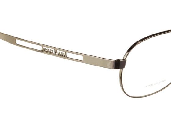 Occhiali da vista Jean Paul Gaultier 050 0579. Colore: Argento. Materiale: metallo.