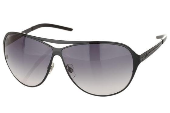 Occhiali da sole donna Dolce & Gabbana Modello: 6003 Colore: 01/8G nero. Colore lenti: grigio sfumato. Calibro 68-7. Materiale: metallo. Protezione UV 100%