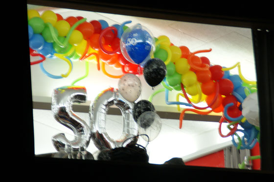 Mr.balloni. ch,Geburtstag, Deko, Ballons, Karneval, Raumdekoration
