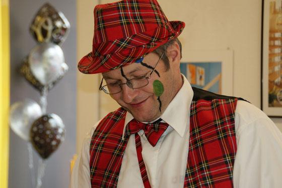 Mr. Balloni.ch, Dekorationen,, Ballonmann, Helium,Fasnacht, Twisten, Ballonkunst, Phantasie, Fantasie, Kinder, Unterhaltung