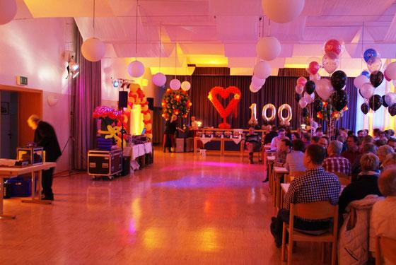 Mr. Balloni.ch, Dekoration, Raumdeko,Tischdeko, Geburtstag, Jubiläum, Firma, Fest, Feier