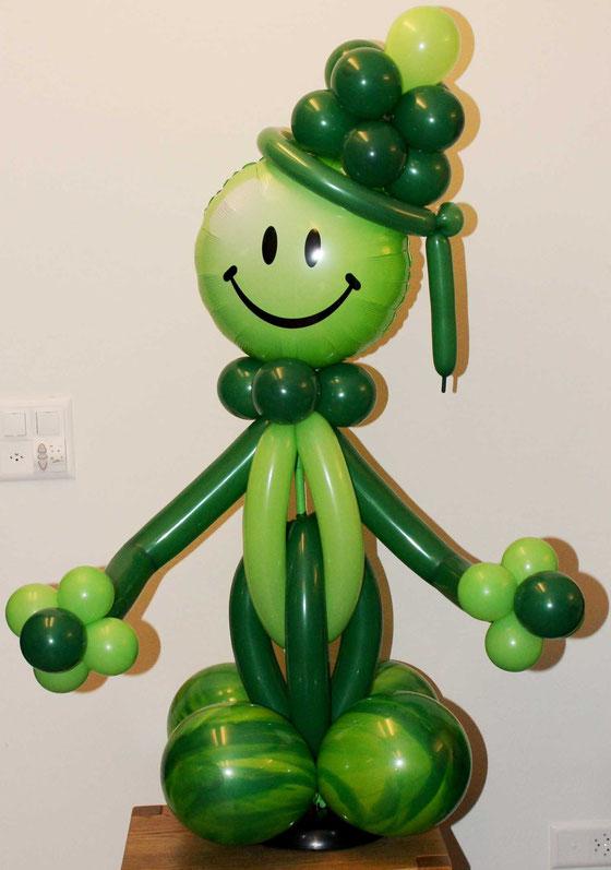 Ballonmännchen, Ballonmann, Karneval, Fasnacht, Mr.balloni ch