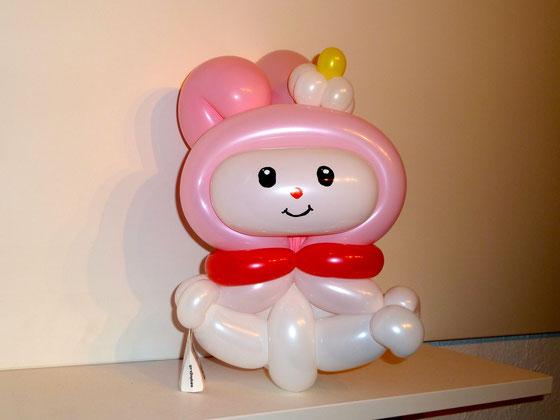 Mr.balloni ch,Hello Kitty, Mädchen, Geschenk, Kinder, twisten, Geburtstag