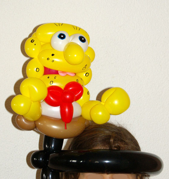 Mr.balloni chBallonhut, Bernd das Brot, Kinder, Twisten, Geschenk