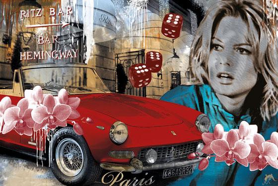 Devin Miles, Brigitte Bardot