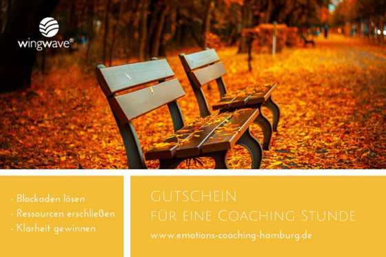Wingwave  Hamburg - Coaching Gutschein