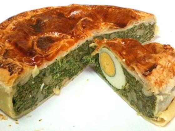 ricetta torta pasqualina originale ligure