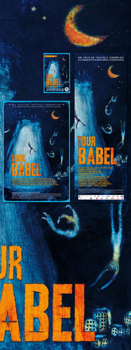 Tour Babel, la Fabrique des Petites Utopies