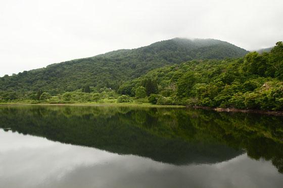 写真5 高原の池