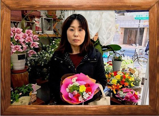 大谷典恵さん