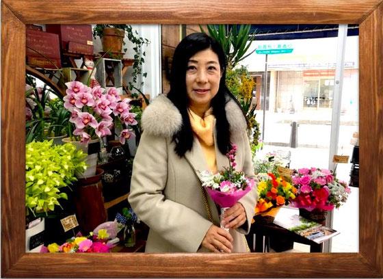 Makiko Moriyasuさん