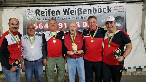 Vereinsmeisterschaft 2019 - DUO Bewerb - TOP 3