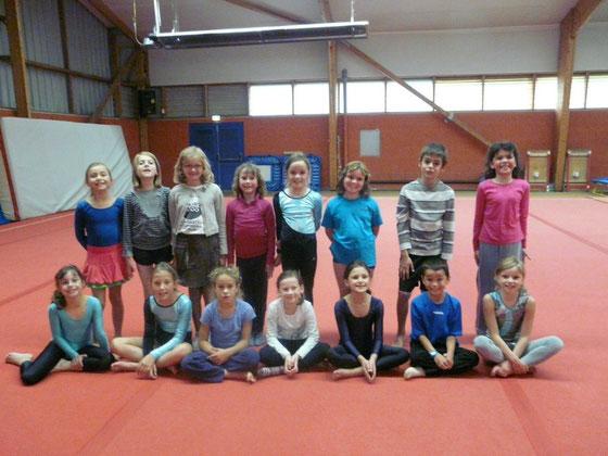 Loisirs filles, 8-9 ans
