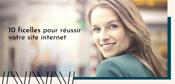 Site internet TP, Artisan, Commerce / Réussir son site