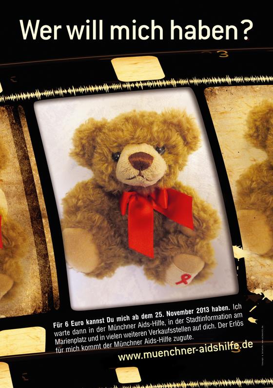 Plakat Teddy 2013