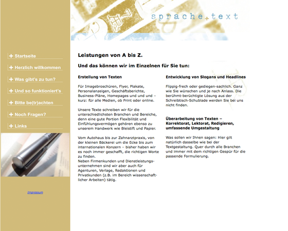 www.sprache-und-text.de