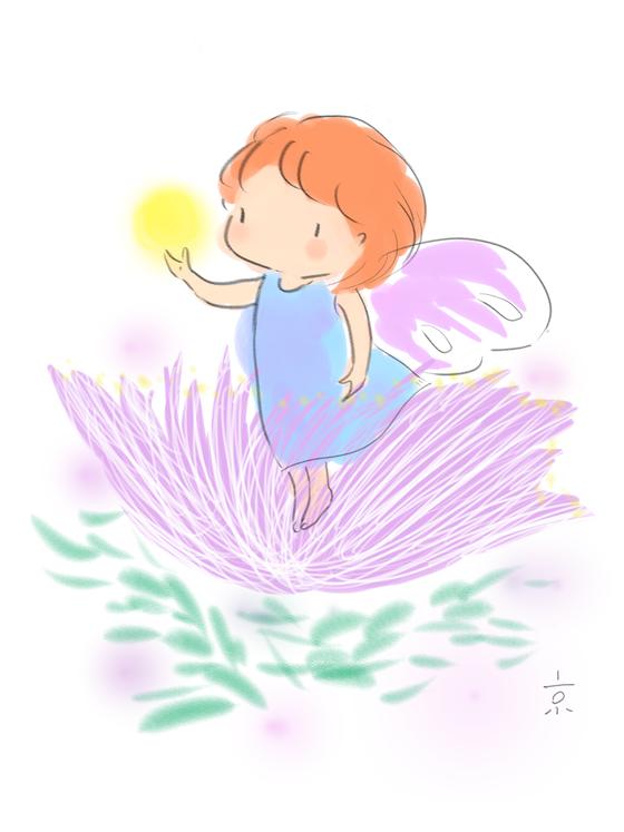ねむの花の妖精