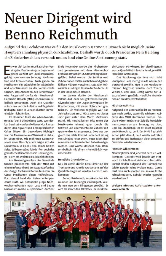 Linthzeitung 06.06.2020