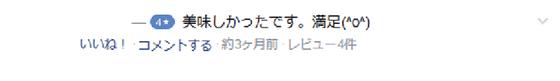 秋田市 カフェ ローカループ_Facebookレビュー2